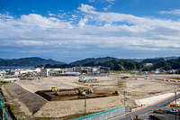 After the 2011 tsunami ravaged the northern coast of Japan, efforts are made on reconstruction.