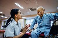 Rehabilitation services at Medical Corporation SEIWAKAI