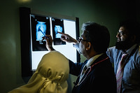 Diagnostic imaging: X-ray based examinations, Raja Isteri Pengiran Anak Saleha Hospital