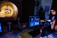 Magnetic resonance imaging (MRI) and X-rays unit, National Cancer Institute