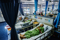 Inpatient care unit at Hospital Kuala Lumpur, Malaysia. CAPTION UNDER PROCESS