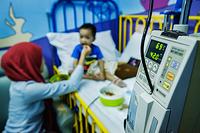Maternal and child health clinic at Hospital Kuala Lumpur, Malaysia. CAPTION UNDER PROCESS