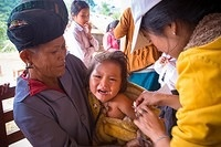 Nationwide Measles and Rubella Campaign in Lao People's Democratic Republic, 17- 30 November 2014.