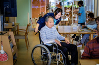 Health care services for older people at Morioka Friendship Hospital