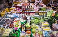 A market in Miyako