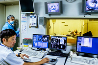 Emergency Room, Iwate Prefecture Advanced Critical Care and Emergency Center (Iwate Koji Kyukyuu Center, Iwate Medical University)