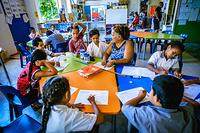 A secondary school in Rarotonga