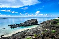 Seascape at Rarotonga