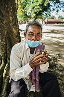 Tuberculosis (TB) screening activities at Yos Vinei pagoda in Pteas village